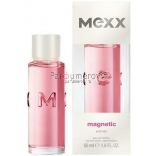 MEXX MAGNETIC edt (w) 50ml