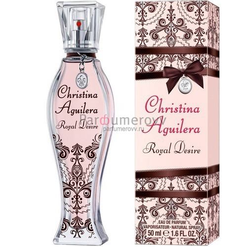 CHRISTINA AGUILERA ROYAL DESIRE edp (w) 50ml