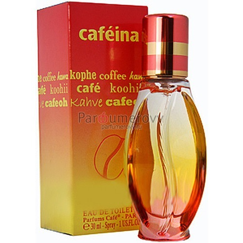 CAFE-CAFE CAFEINA edt (w) 30ml
