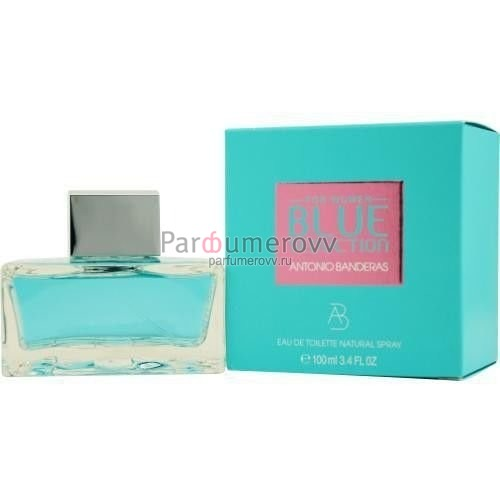 ANTONIO BANDERAS BLUE SEDUCTION edt (w) 30ml TESTER