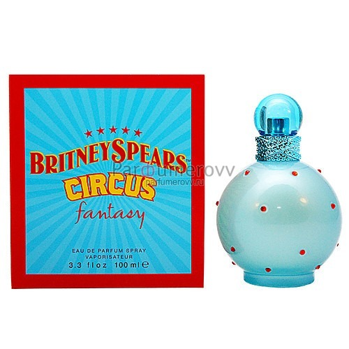 BRITNEY SPEARS CIRCUS FANTASY edp (w) 30ml TESTER