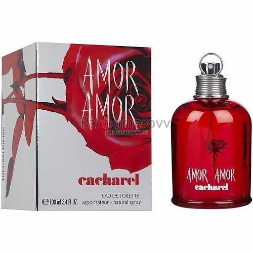 CACHAREL AMOR AMOR edt (w) 20ml+косметичка