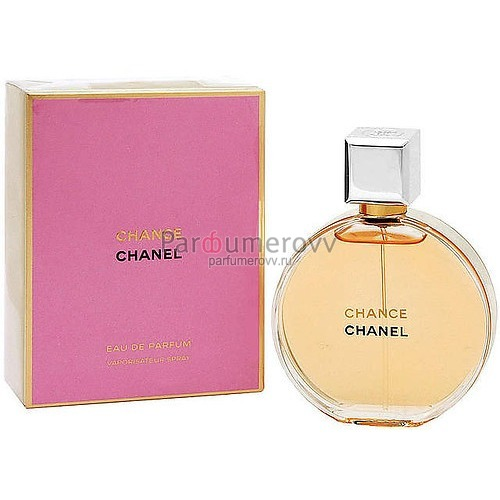 CHANEL CHANCE edp (w) 35ml