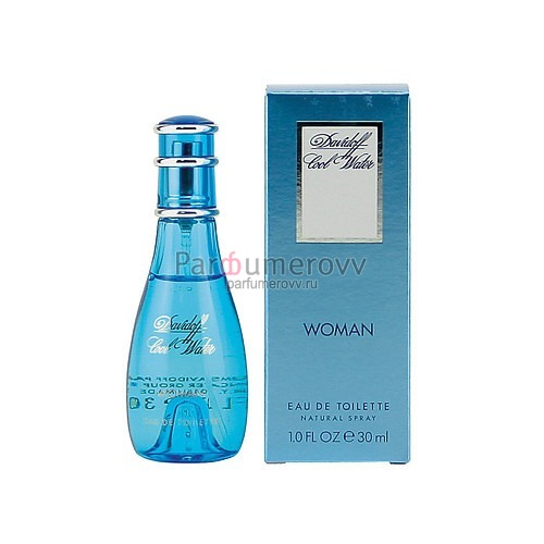 DAVIDOFF COOL WATER edp (w) 50ml TESTER