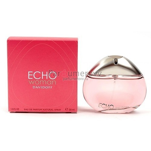 DAVIDOFF ECHO edp (w) 100ml TESTER