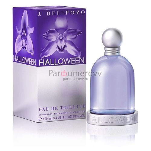 JESUS DEL POZO HALLOWEEN edt (w) 100ml