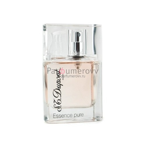 DUPONT ESSENCE PURE edt (w) 30ml