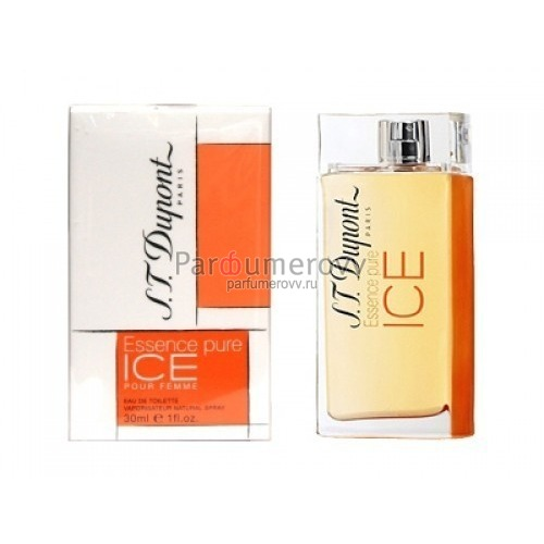 DUPONT ESSENCE PURE ICE edt (w) 30ml TESTER