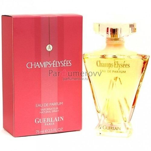 GUERLAIN CHAMPS-ELYSEES edt (w) 50ml старый дизайн