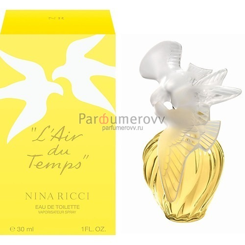 NINA RICCI L'AIR DU TEMPS (w) 8ml parfume VINTAGE