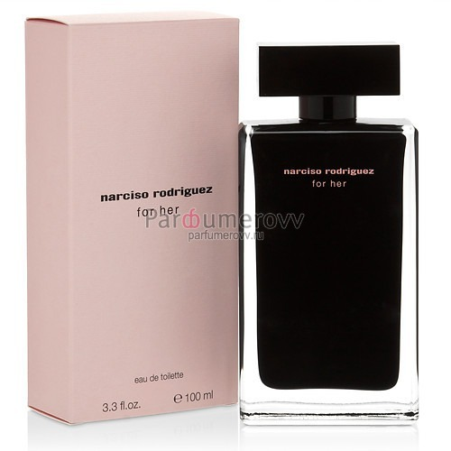 NARCISO RODRIGUEZ FOR HER edt (w) 50ml + косметичка