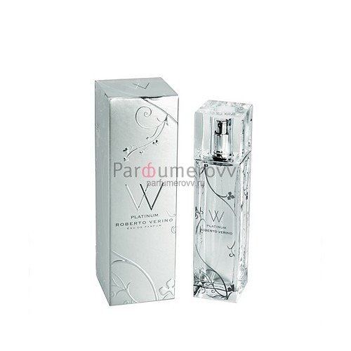 ROBERTO VERINO PLATINUM edp (w) 50ml+косметичка