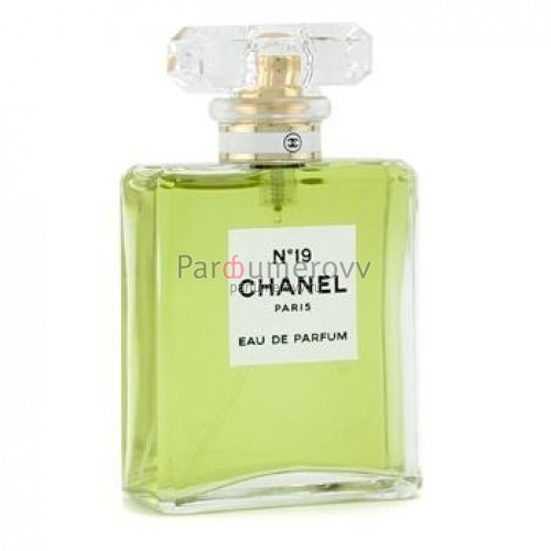 CHANEL №19 edp (w) 100ml TESTER