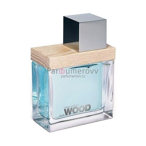 DSQUARED2 SHE WOOD CRYSTAL CREEK edp (w) 50ml TESTER