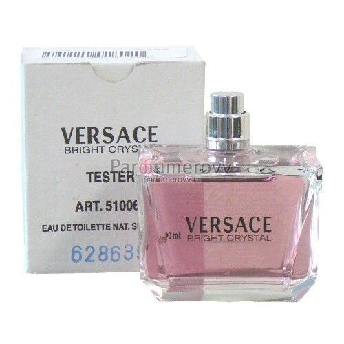 VERSACE BRIGHT CRYSTAL edt (w) 90ml TESTER
