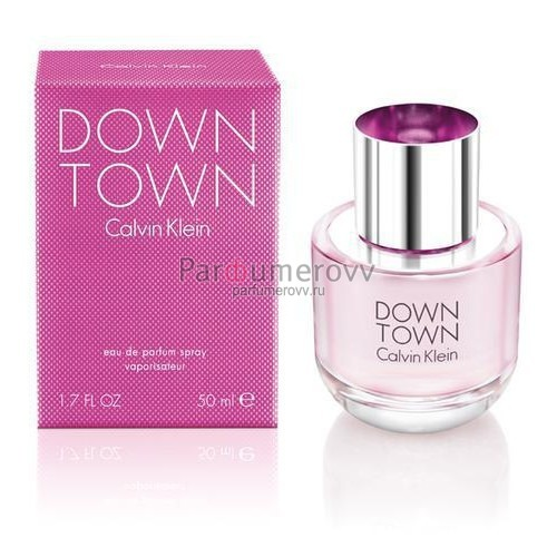 CALVIN KLEIN DOWNTOWN edp (w) 50ml