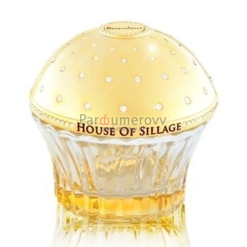 HOUSE OF SILLAGE BENEVOLENCE (w) 75ml parfume TESTER