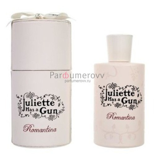 JULIETTE HASA GUN ROMANTINA edp (w) 100ml дизайн 2015
