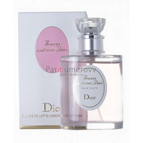 CHRISTIAN DIOR FOREVER & EVER edt (w) 100ml