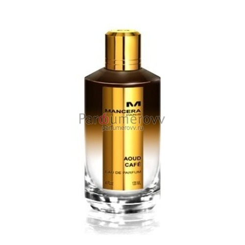 MANCERA AOUD CAFE edp 60ml TESTER