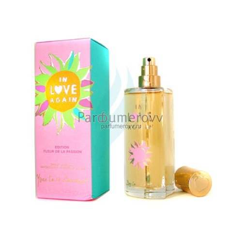 YSL IN LOVE AGAIN FLEUR DE LA PASSION edt (w) 100ml