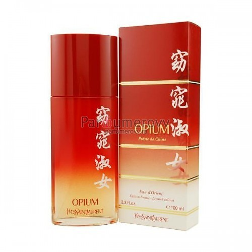 YSL OPIUM POESIE DE CHINE edt (w) 100ml