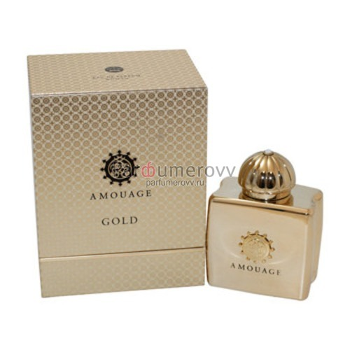AMOUAGE GOLD (w) 50ml parfume TESTER