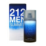 Carolina Herrera 212 Summer For Men