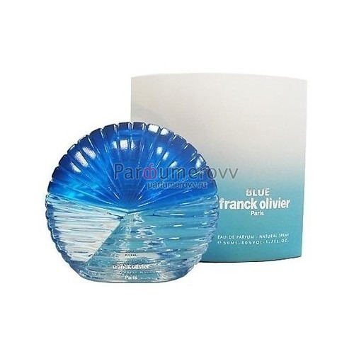 FRANCK OLIVIER BLUE edp (w) 50ml