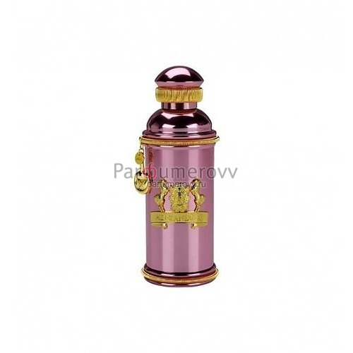 ALEXANDRE J THE COLLECTOR ROSE OUD edp 100ml TESTER