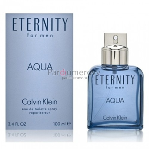 CALVIN KLEIN ETERNITY AQUA edt (m) 100ml