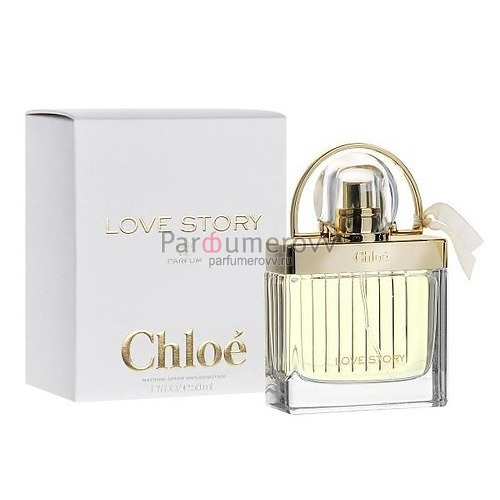 CHLOE LOVE STORY edp (w) 50ml