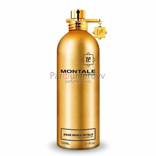 MONTALE AOUD ROSES PETALS edp (w) 100ml TESTER