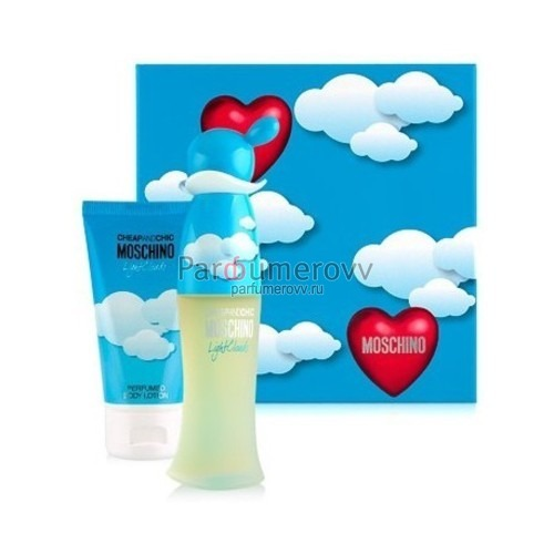 Moschino light clouds цена нонг праду