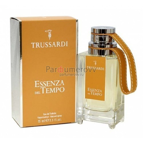 TRUSSARDI ESSENZA DEL TEMPO edt 75ml