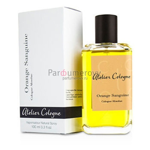 ATELIER COLOGNE ORANGE SANGUINE COLOGNE ABSOLUE 265ml b/l