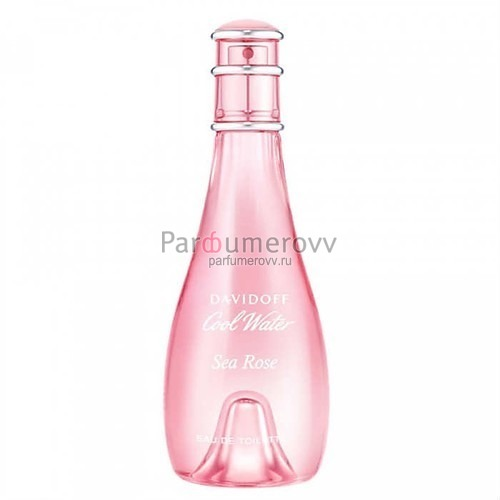 DAVIDOFF COOL WATER SEA ROSE edt (w) 100ml TESTER