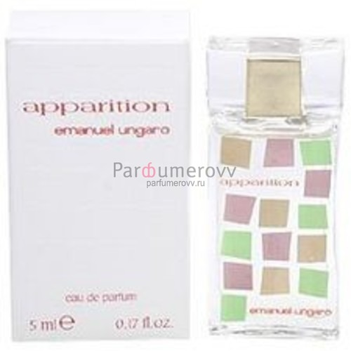 EMANUEL UNGARO APPARITION edp (w) 5ml mini