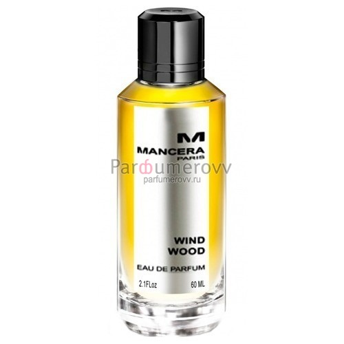 MANCERA WOOD WIND edp 8ml mini