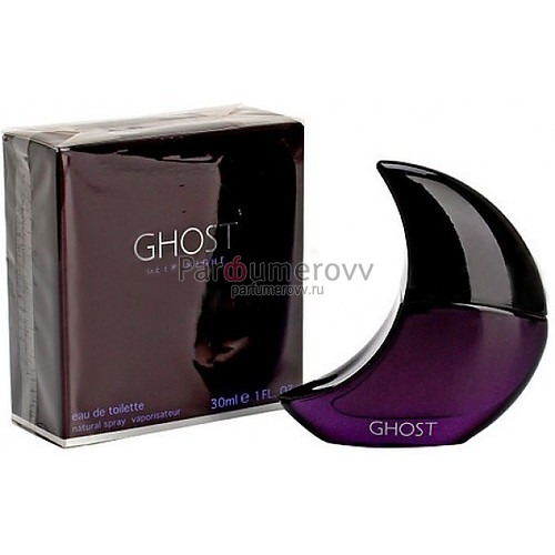 GHOST DEEP NIGHT edt (w) 75ml новый дизайн