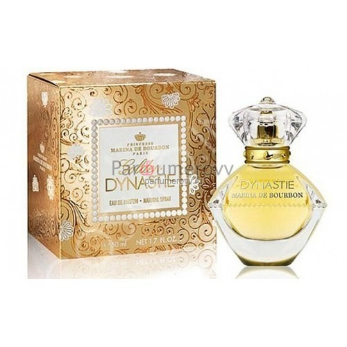 MARINA DE BOURBON DYNASTIE GOLDEN edp (w) 30ml