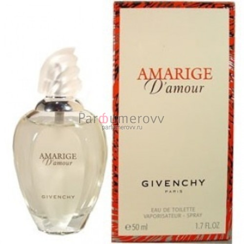 GIVENCHY AMARIGE D*AMOUR edt (w) 50ml