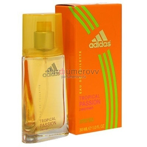 ADIDAS TROPICAL PASSION edt (w) 30ml