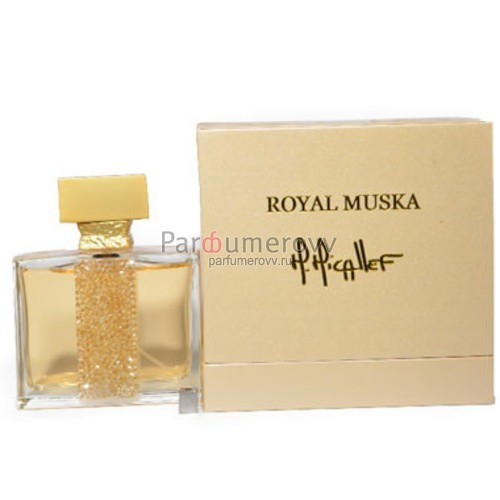 M.MICALLEF ROYAL MUSKA edp (w) 100ml