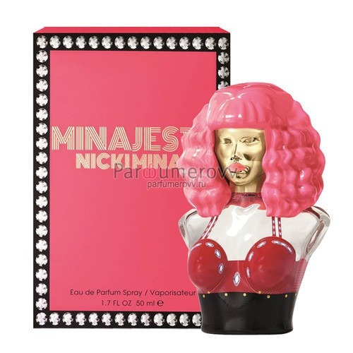NICKI MINAJ MINAJESTY edp (w) 50ml