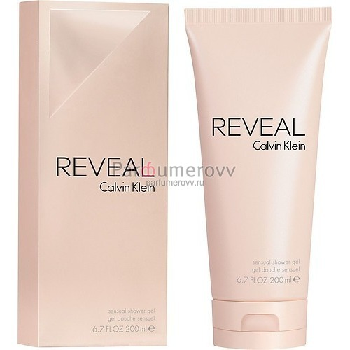 CALVIN KLEIN REVEAL (w) 200ml sh/g