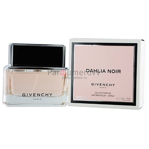 GIVENCHY DAHLIA NOIR edp (w) 50ml