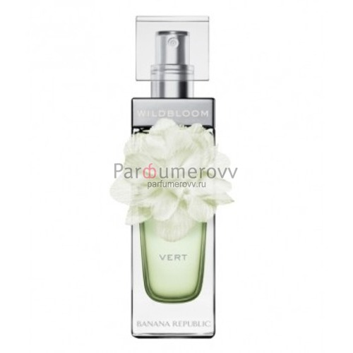 BANANA REPUBLIC WILDBLOOM VERT (w) 100ml b/cream