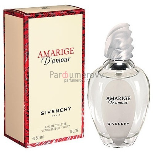 GIVENCHY AMARIGE D`AMOUR edt (w) 30ml