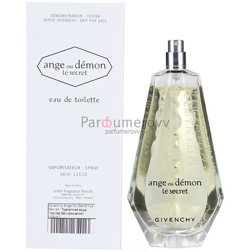 GIVENCHY ANGE ou DEMON LE SECRET edt (w) 100ml TESTER